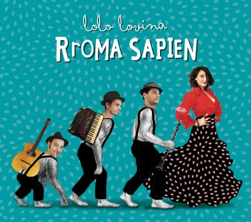 Lolo Lovina_Romasapien_cover